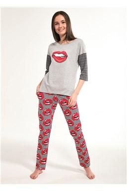 """Dívčí pyžamo Cornette """"Lips"""" 200/27"""