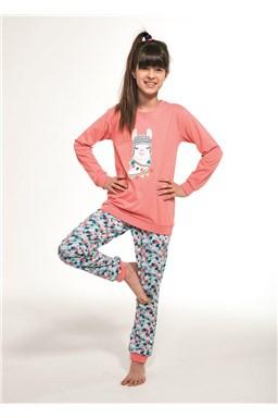 """Dívčí pyžamo Cornette """"Llama"""" 353/115 kids"""