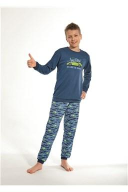 "Chlapecké pyžamo Cornette ""No limit"" 593/93"