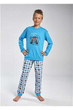 "Chlapecké pyžamo Cornette ""Off road""  593/82 (966/82)"