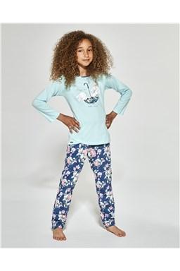 Dětské pyžamo Cornette Umbrella 031/140 Young