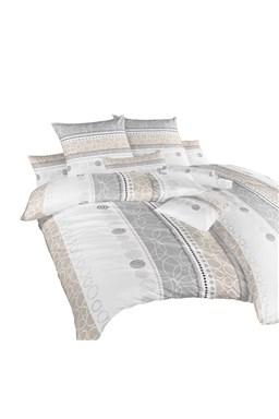 Povlak satén Ateliér béžový 70x90 cm povlak