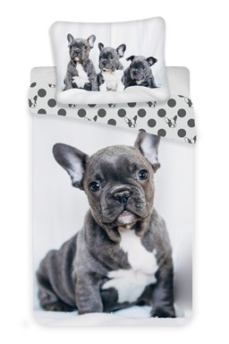 Obliečky fototlač Bulldog