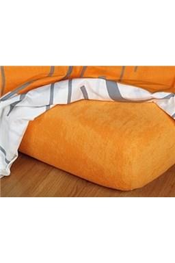 Froté plachta pomaranč B