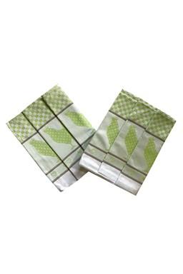 Utierka Extra savá 50x70 Sliepočka zelené - 3 ks