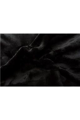 Prestieradlo mikroflanel čierna