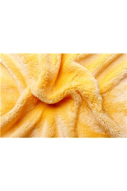 Prestieradlo mikroflanel žlté