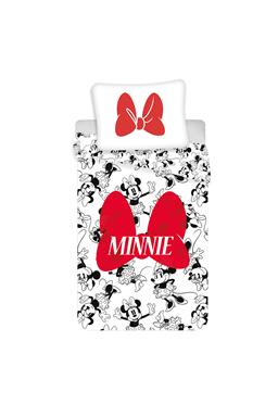 Obliečky Minnie red bow
