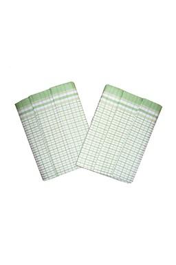 Utierky Bambus - Kocka malá zelená - 3 ks