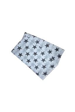 Bambusová plienka 70x70 cm - Hviezdy šedé (balenie 5 ks)