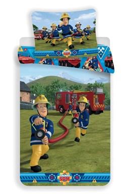 Obliečky Požiarnik Sam 007