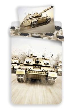 Povlečení fototisk Tank