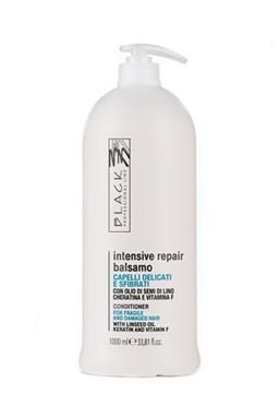 BLACK Balsamo Rigenerante 1000ml - regeneračný balzam pre citlivé a poškodené vlasy