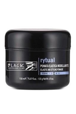 BLACK Styling Rytual 150ml - modelovací elastická pomáda na vlasy. Extra tužící