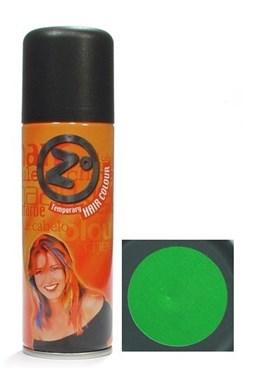 Z GOOD MARK Farba na vlasy v spreji - Farebný lak na vlasy zelený