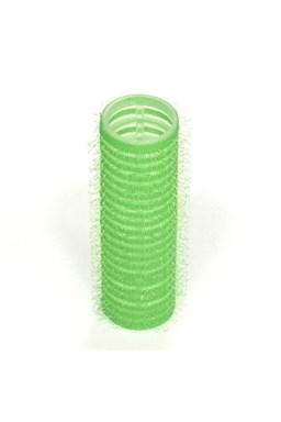 DUKO Natáčky Velcro natáčky na vlasy 18mm zelené 6ks