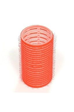 DUKO Natáčky Velcro natáčky na vlasy 33mm červené 6ks