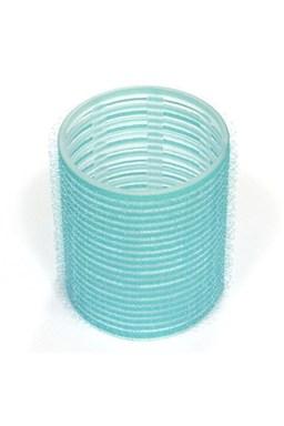DUKO Natáčky Velcro natáčky na vlasy 50mm modré 6ks