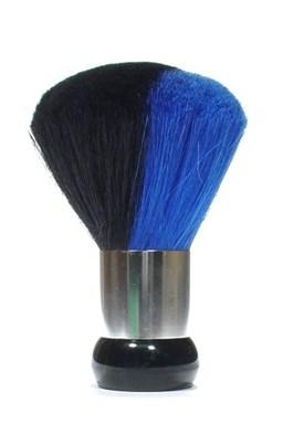 DUKO Pomôcky Kadernícky oprašovák vlasov dvojfarebný - modro čierny