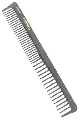 FORTRESS JF0214 Kadernícky karbónový hrebeň na vlasy JF0214