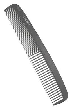 FORTRESS JF0269 Kadernícky karbónový hrebeň na vlasy JF0269