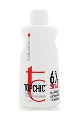 GOLDWELL Topchic Developer Lotion 6% (vol20) - krémový peroxid vodíků 1000ml