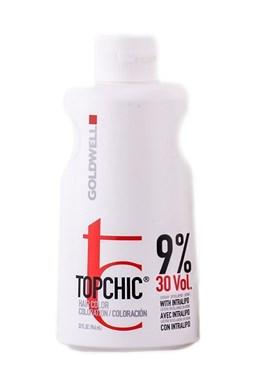 GOLDWELL Topchic Developer Lotion 9% (vol30) - krémový peroxid vodíkov 1000ml