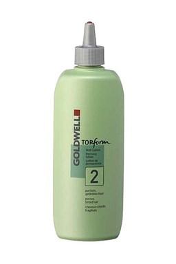 GOLDWELL Top Form 2 - Trvalá ondulácia mierne alkalická pre narušené vlasy 500ml