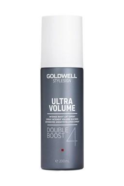 GOLDWELL Ultra Volume Double Boost 200ml - sprej pre objem od korienkov vlasov