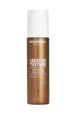 GOLDWELL Texture Unlimitor Spray Wax 150ml - vosk na vlasy v spreji