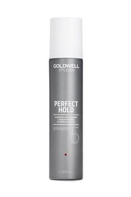 GOLDWELL Perfect Hold Sprayer Hair Lacquer 300ml - silne spevňujúci lak na vlasy