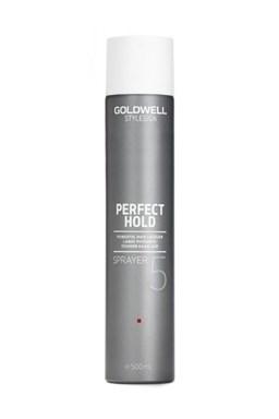 GOLDWELL Perfect Hold Sprayer Hair Lacquer 500ml - silne spevňujúci lak na vlasy