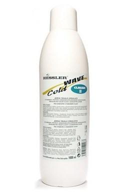 HESSLER Cold Wave Classic 2 - jemná trvalá ondulace pro barvené a jemné vlasy 1000ml