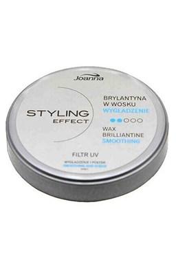JOANNA Styling Wax Brilliantine 45g - brilantíny vosk pre hebkosť a lesk