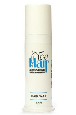 Matuschka Top Hair - Hair Soft Wax jemný vosk na vlasy s pumpičkou 100ml