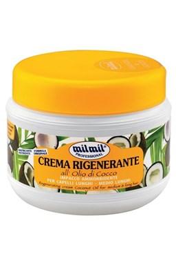 MIL MIL Starostlivosť o vlasy Regeneračný krém na vlasy kokos 500ml