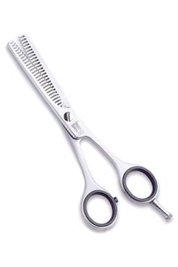 WITTE Solingen Rose Line nožnice na vlasy obojstranné efilačné 5,25' 82052