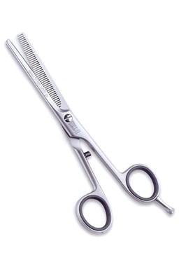 WITTE Solingen Rose Line nožnice efilačné jednostranné Chiro 6,0' 82551