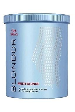 WELLA Blondor Multi Blonde melír 800g - práškový zosvetľovač až o 7tónů