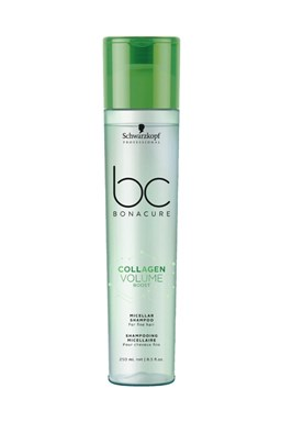 SCHWARZKOPF Bonacure Collagen Volume Boost Shampoo - objemový šampon 250ml