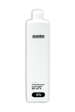 SUBRÍNA Oxidanty Cremeoxyd 6% (20vol) - krémový peroxid vodíkov 1000ml