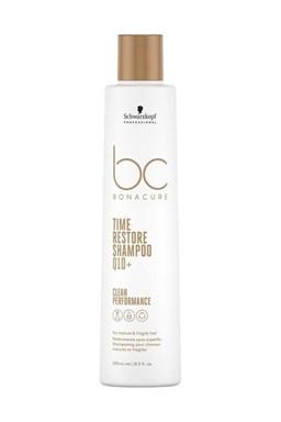 SCHWARZKOPF Bonacure Time Restore Q10 Shampoo obnovujúci šampón s Q10 250ml
