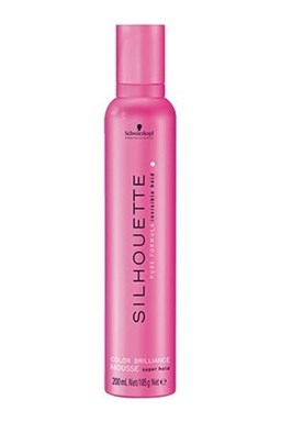 SCHWARZKOPF Silhouette Color Brilliance Mousse - penové tužidlo 500ml