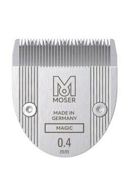 MOSER Strihacie nože Strihacie hlavice pre 1591 ChroMini - Standard 0,5mm