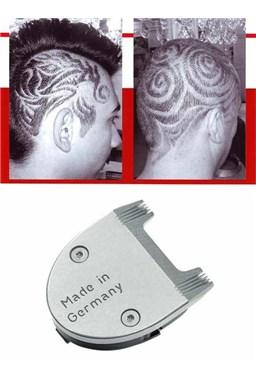 MOSER Strihacie nože Hlavica pre 1591 ChroMini Carving Tattos Blade