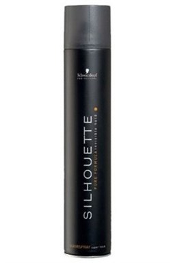 SCHWARZKOPF Silhouette Super Hold Hairspray - lak na vlasy 500ml