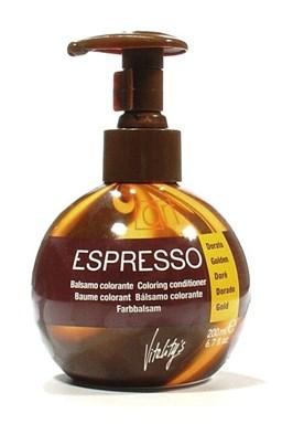 VITALITYS Espresso Barevný tónovací balzám - Golden - zlatý 200ml