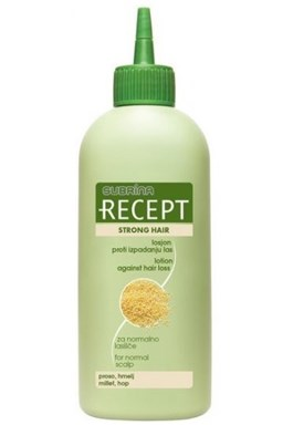 SUBRINA Recept Lotion proti vypadávaniu vlasov - Strong Hair 200ml