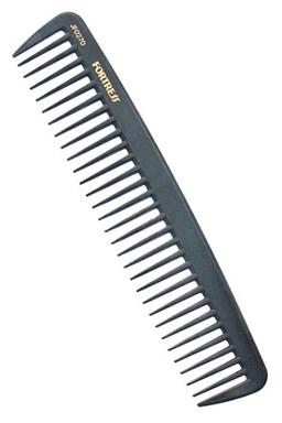 FORTRESS JF0270 Kadernícky karbónový hrebeň na vlasy JF0270