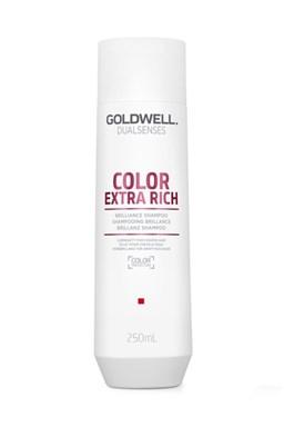 GOLDWELL Dualsenses Color Extra Rich Shampoo 250ml - šampón pre farbené vlasy